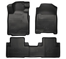 For: HONDA CR-V 98451 FRONT & 2ND SEAT FLOOR LINERS Trim 2012-2014