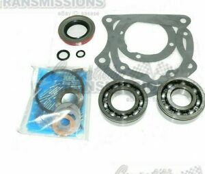 Details about 3 Speed Bearing & Seal Kit Chevy GMC 1954+ 4 Bolt Side Cover  w/o OD Muncie 318