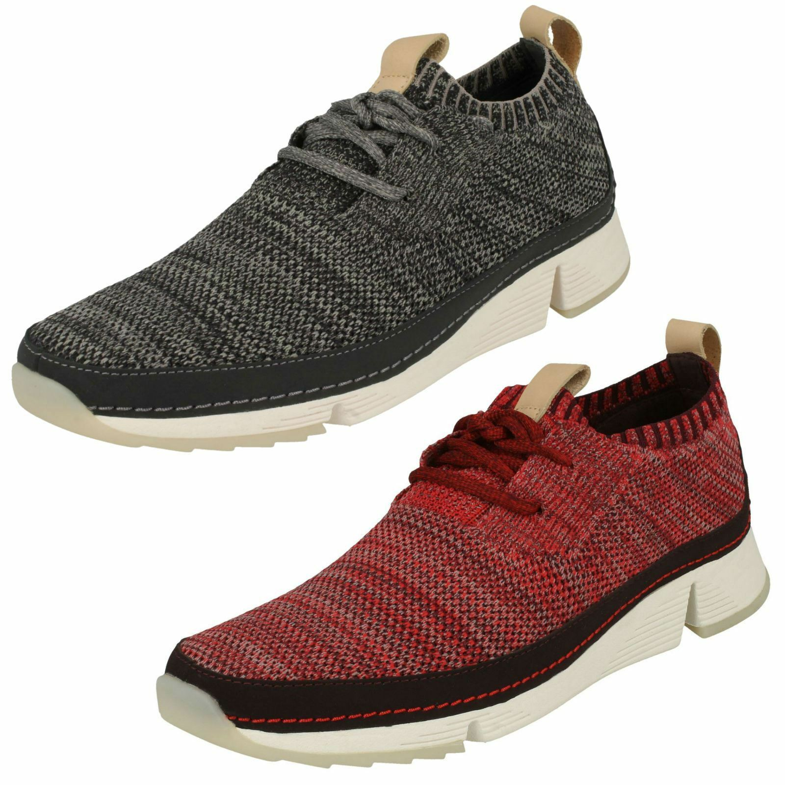 Ladies Clarks Sports Trainers - Tri Native