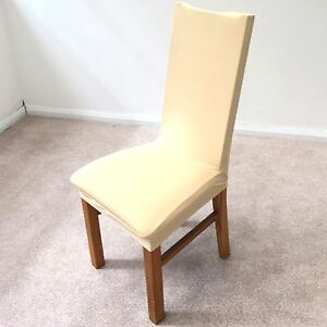 Stretch-Dining-Chair-Seat-Covers-x-2-4-6-8-Slipcovers-Seat-Protectors-Removable