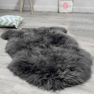 Fell Teppich Grau : deko lammfell bunte schaffell teppiche fellteppich ~ Watch28wear.com Haus und Dekorationen