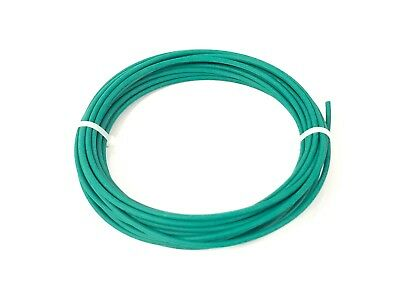 14 GAUGE WIRE GREEN 200 FT PRIMARY HOOK UP WIRE STRANDED COPPER POWER  REMOTE   eBay