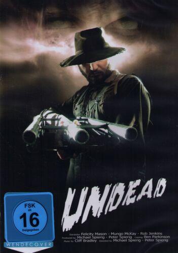 1 von 1 - DVD NEU/OVP - Undead - Felicity Mason, Mungo McKay & Rob Jenkins