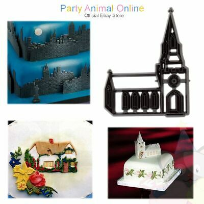 Patchwork Cutters ASSORTED MINI SET Sugarcraft Cake Decorating