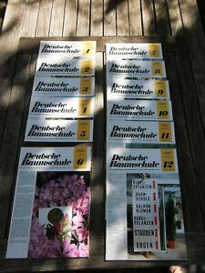 Deutsche Baumschule,Zeitschrift Antiquariat, Jahrgang 1995,komplett,gut erhalten - Bayern, Deutschland - Deutsche Baumschule,Zeitschrift Antiquariat, Jahrgang 1995,komplett,gut erhalten - Bayern, Deutschland