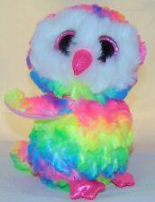 31a8c83865e item 4 New Design ! Ty Beanie Boos OWEN the Tie Dyed Owl 6