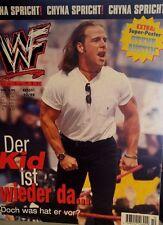 WWE Magazin 10/98 Chyna Shawn Michaels WWF Wrestling