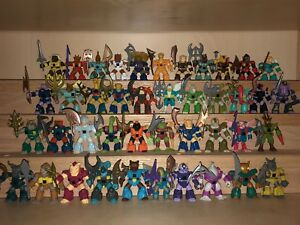 Hasbro Battle Beasts-Vintage Figures-Series 1,2,3
