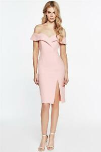 Bardot Bella Midi Dress Pink Size UK 8 LF079 KK 18 - Sutton Coldfield, West Midlands, United Kingdom - Bardot Bella Midi Dress Pink Size UK 8 LF079 KK 18 - Sutton Coldfield, West Midlands, United Kingdom