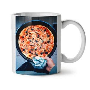 Italian Pizza Photo NEW White Tea Coffee Mug 11 oz | Wellcoda