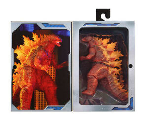 NECA-Godzilla-Head-to-Tail-Action-Figure-King-of-the-Monsters-Burn-Movie-verson