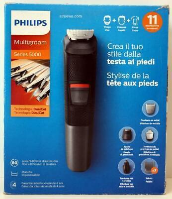 Philips Multigroom MG573015 Barttrimmer Karton nicht schön, Ware neu | eBay