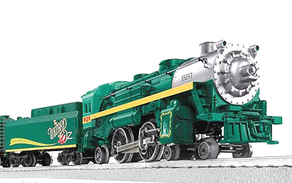 Lionel 6-38680  Mago de Oz  4-4-2 Locomotora De Vapor Motor & Cochebón Tierno Nuevo En Caja