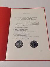 HN Ruotolo G. Ipotesi denaro di Alfonso V di Aragona con legenda REGINE DEFENSOR