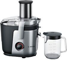 Bosch MES4000GB Whole Fruit Juicer XXL 1000 Watt. 1.5 Litre Black / Silver