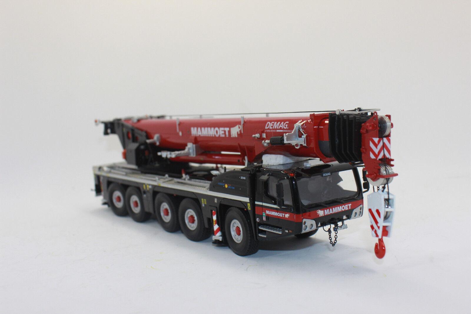 IMC IMC IMC 410209 Demag AC250 5 Grue mobile Mammoet 1:50 NOUVEAU en emballage d'origine   Réduction  9e2e91