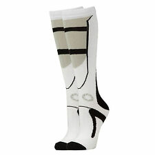 Portal 2 Black And White Long Socks NEW Jinx Clothes Cosplay Dress Up