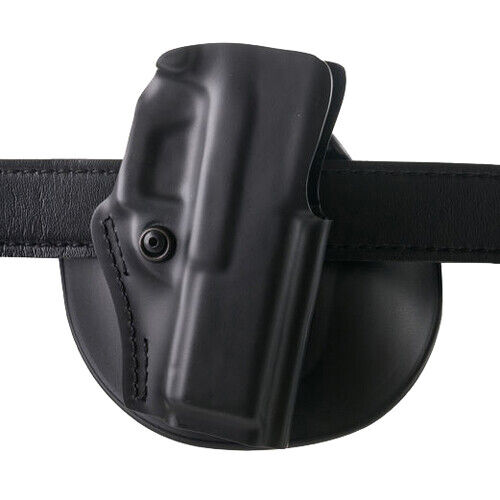 Safariland Open Top Paddle//Belt Loop Holster S/&W M/&P 9mm//40 Blk Right 5198219411