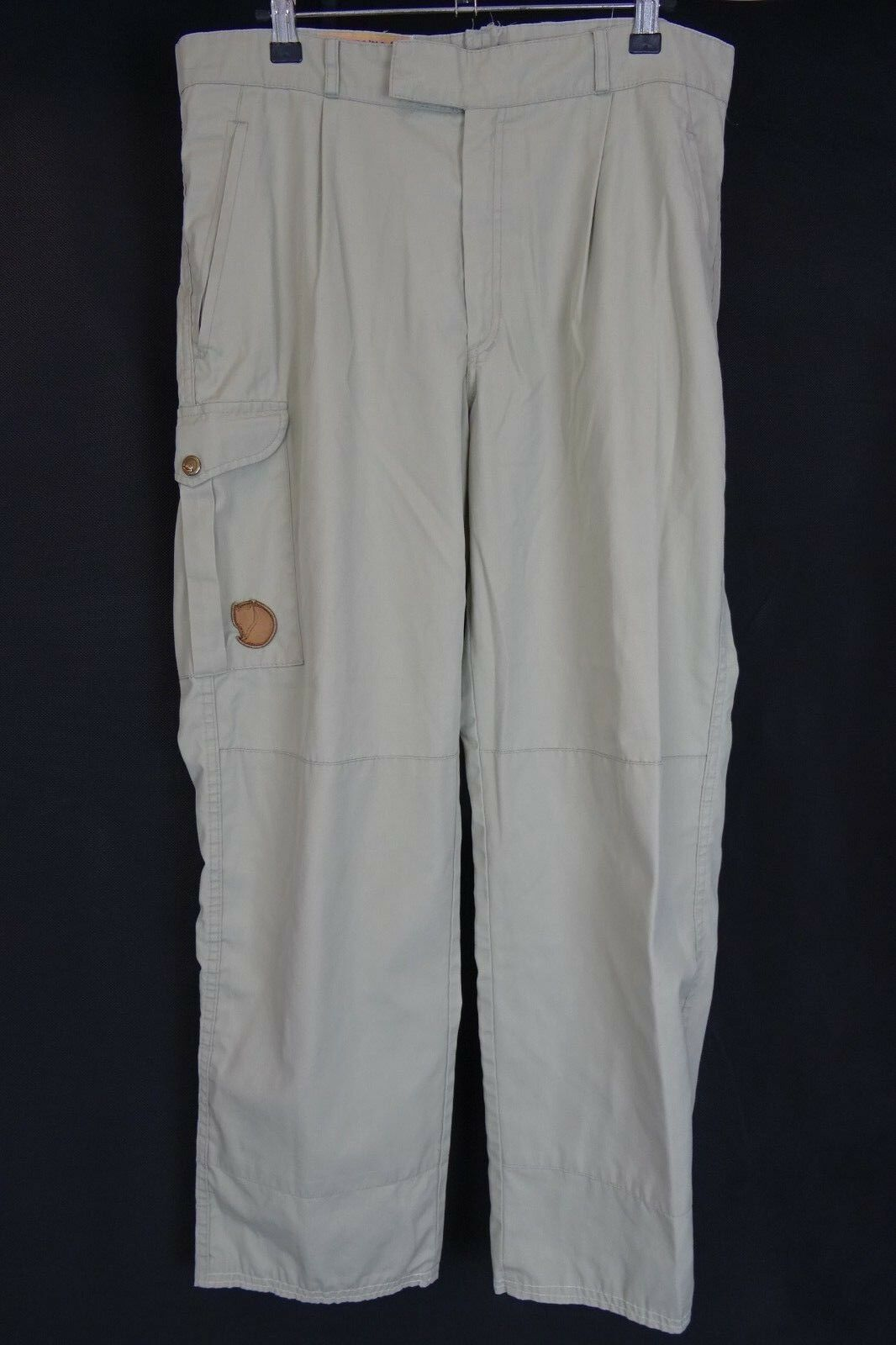 Men's Fjallraven Outdoor Trousers Hunting Combat Größe W36 L28 AA2474