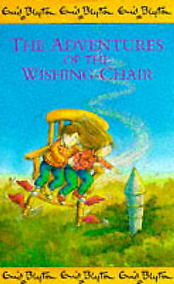 Adventures of the Wishing-chair, Blyton, Enid, Very Good Book