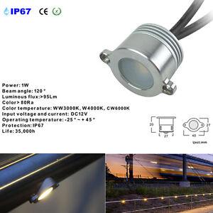 Image Is Loading 12 PCS 1W DC12V Exterior LED Illuminated Handrail