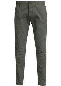 newest ca2e2 d8dc4 Details about Jack & Jones Core Anti Fit Erik Alex Pewter Mens Jeans  Trousers 12073761 UA46