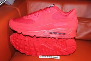 ffb566670d Nike Air Max 90 HYPERFUSE QS SPORT RED JULY 4TH INDEPENDENCE DAY ...