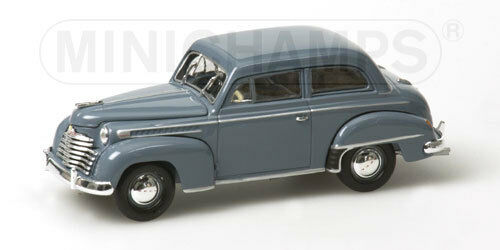 OPEL Olympia - 1952-Irish gris 430040401 Minichamps 1 43 NEW in a box  OVP RARE