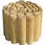 miniatura 2 - Rollborder recinto mt 2 in legno di pino per recintare aiuole tonde o curvilinee
