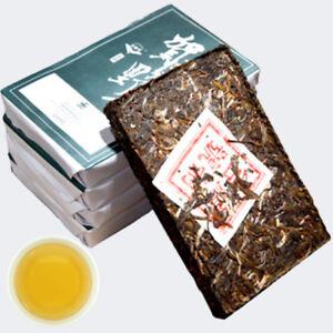 200g-Spring-Raw-Puer-Tea-Brick-Wild-Trees-Pu-erh-Tea-Yunnan-Natural-Green-Tea