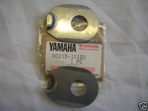 New Gen.Yamaha TZ750 Crank Gear Lock Tab Washers , b22d