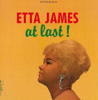 Etta James - At Last! - 180gram Vinyl LP *NEW & SEALED*
