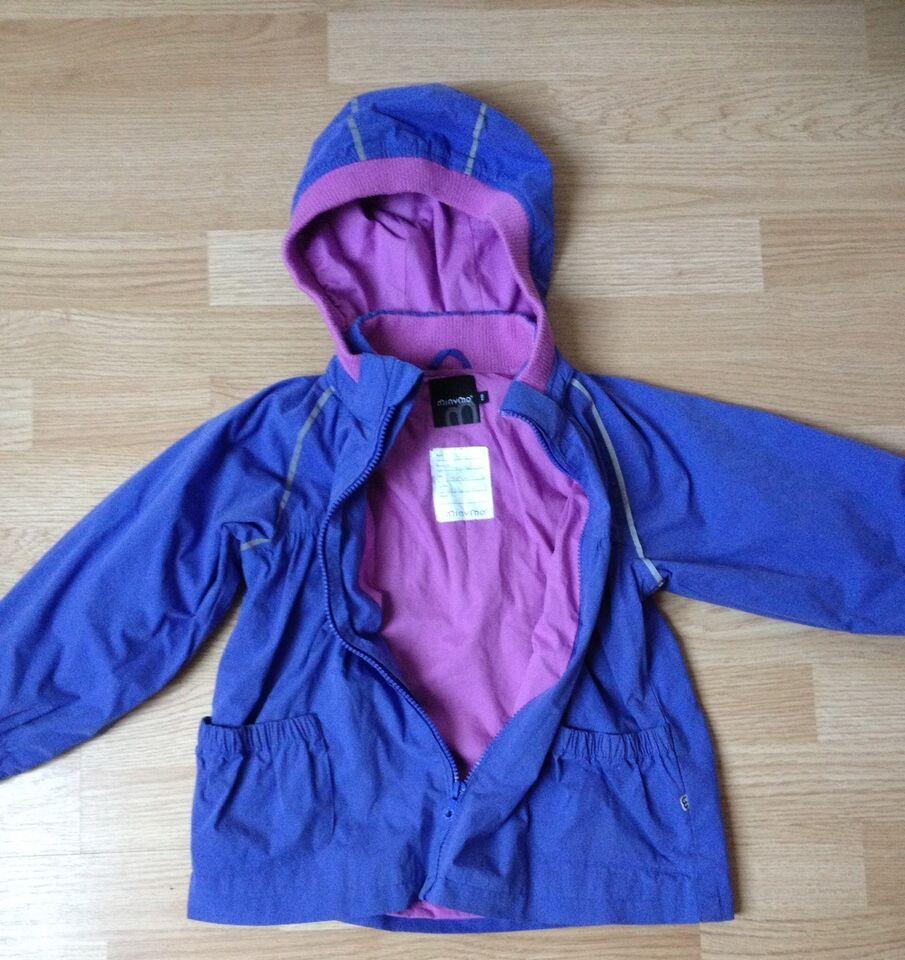 Frakke, Efterårs/forårs frakke, Minymo