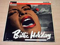 EX- !! Billie Holiday/Self Titled/1962 Stateside Mono LP