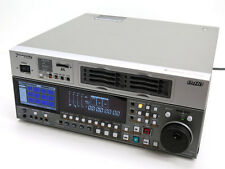Panasonic AJ-HPD2500 HD P2 AVC Intra broadcast studio VTR edit recorder deck