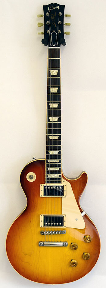 Gibson Les Paul 1955 Reissue ReFin Northern Sunset Fade
