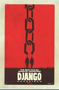 a796e987a Details about Django Unchained - original DS movie poster D/S 27x40 Adv -  INTL