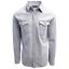 Jack-amp-Jones-Men-039-s-Sheridan-Slim-Fit-Long-Sleeve-Denim-Shirt thumbnail 16