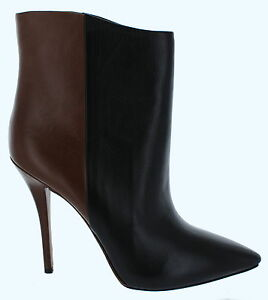 Brian-Atwood-DJuna-Booties-Black-and-Tan-Size-8-5-M