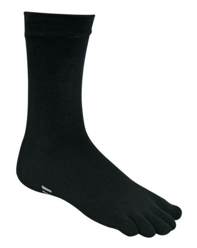 Mens and Ladies Lightweight Cotton Five Toe Socks For Athletes Foot IOMI
