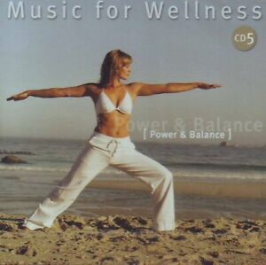Various-Various-Music-For-Wellness-CD-2005