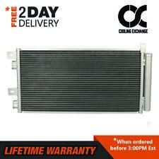 A//C Condenser-Aluminum Parallel Flow CSF 10659 fits 02-07 Mini Cooper 1.6L-L4