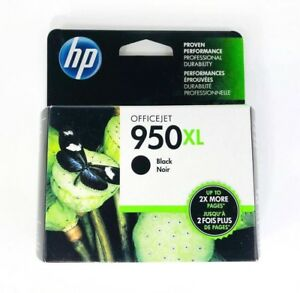 HP-Genuine-950XL-Black-Ink-OFFICEJET-PRO-8600-8610-8620-8625-8630-NEW-NO-Box