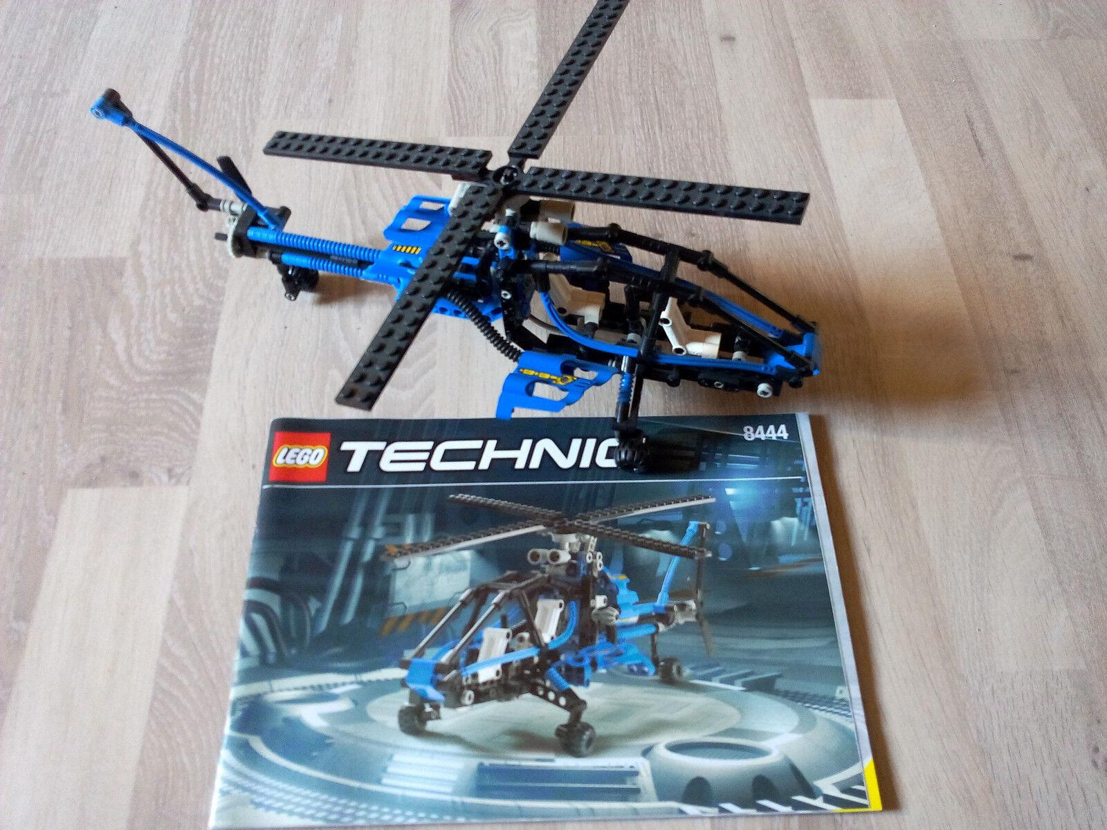 Lego Technic Technik 8444 Air Enforcer   GUTER ZUSTAND - RARITÄT