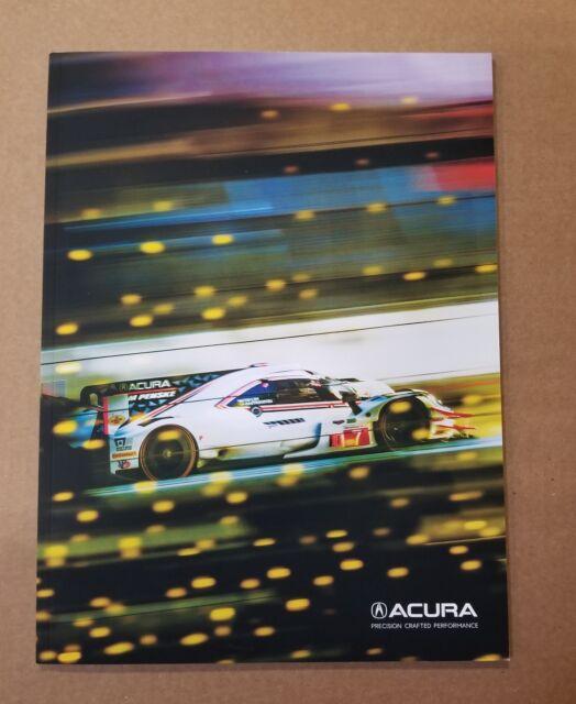 2019 ACURA FULL LINE CATALOG Cars / SUVs