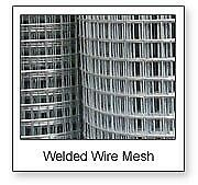 WELDED WIRE SCREENING / FENCING Razor Wire, Barbed Wire, Diamond Mesh, POLES, DROPPERS, TENSIONERS