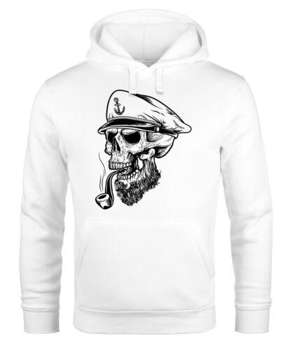 da cappuccio Sailor Skull Skull Captain Skull uomo Captain Felpa con aTxqwaA