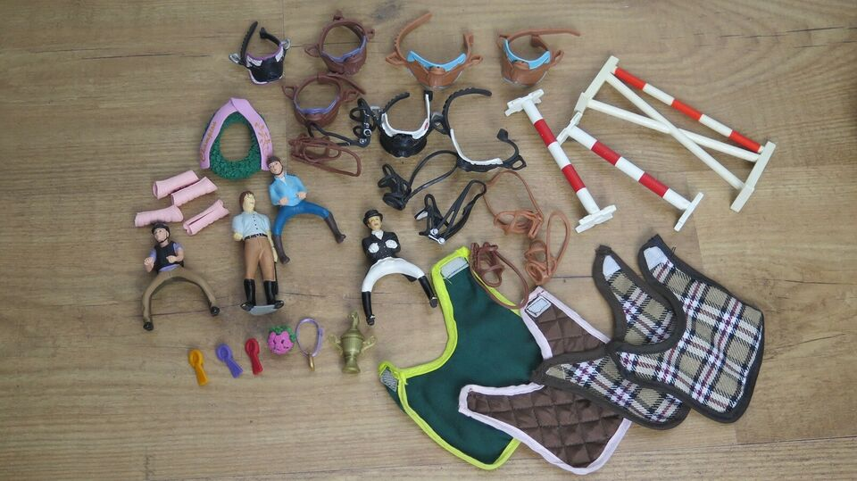 Andet legetøj, Heste/hesteting Schleich, Schleich
