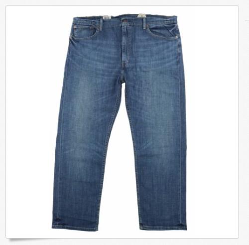 84db66f3169 Levi's Men's 505 00505-1599 Regular Straight Leg Jeans Light Wash US Size  32x32