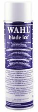 WAHL Blade Ice Coolant Lubricant Cleaner Spray 14oz., instant cooling and drying